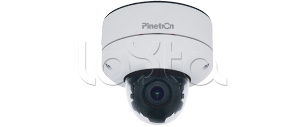Pinetron PNC-IV2A, IP-камера видеонаблюдения уличная купольная Pinetron PNC-IV2A
