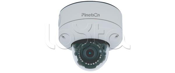 Pinetron PNC-IV2A(IR), IP-камера видеонаблюдения уличная купольная Pinetron PNC-IV2A(IR)