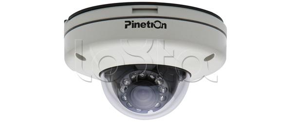 Pinetron PNC-IV2E2_P, IP-камера видеонаблюдения уличная купольная Pinetron PNC-IV2E2_P