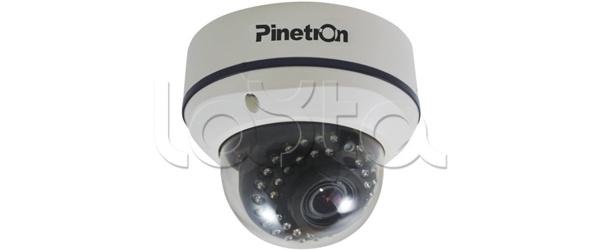 Pinetron PNC-IV2E4_P, IP-камера видеонаблюдения уличная купольная Pinetron PNC-IV2E4_P