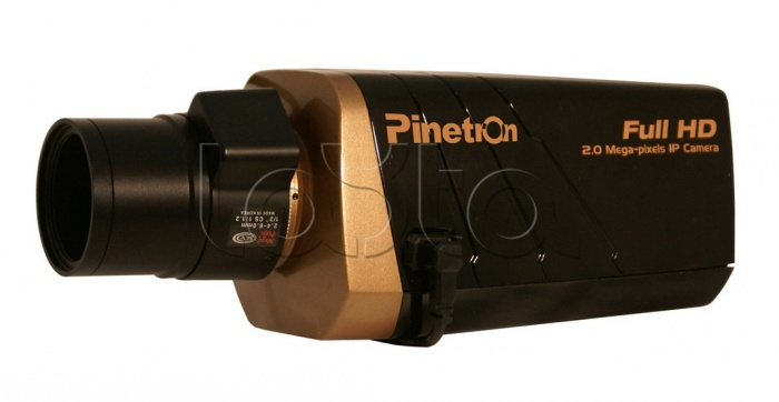 Pinetron PNC-IX20, IP-камера видеонаблюдения в стандартном исполнении Pinetron PNC-IX20