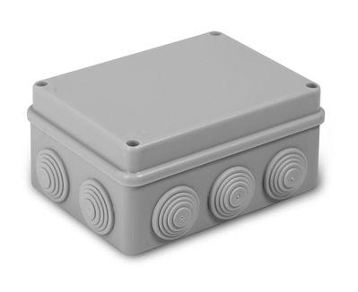 Коробка распаячная, для наружного монтажа, 150x110x70 (28 шт/уп) ПожТехКабель 050-041