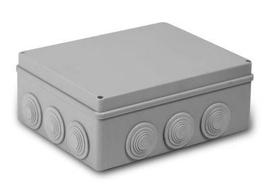 Коробка распаячная, для наружного монтажа, 240x190x90 (10 шт/уп) ПожТехКабель 050-043