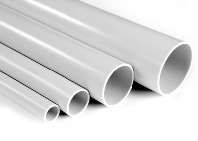 Труба гладкая самозатухающая ПВХ д.16 мм (3м) цвет серый ПожТехКабель 712-001