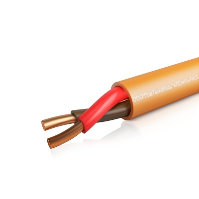 Кабель огнестойкий, групповой прокладки, для систем противопожарной защиты КПСнг(А)-FRLS 1x2x0.5 ПожТехКабель (200 м)
