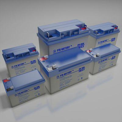 Аккумулятор свинцово-кислотный ПожТехКабель PTK-BATTERY АКБ 12 - 4,5