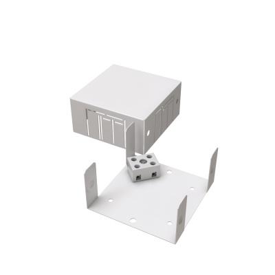 Коробка монтажная огнестойкая металлическая ПожТехКабель 070-026