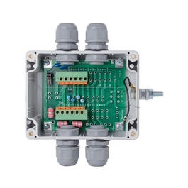 Полисервис Модуль УЗ-3Ш-1RS485-24, Модуль грозозащиты на 3 шлейфа Полисервис УЗ-3Ш-1RS485-24