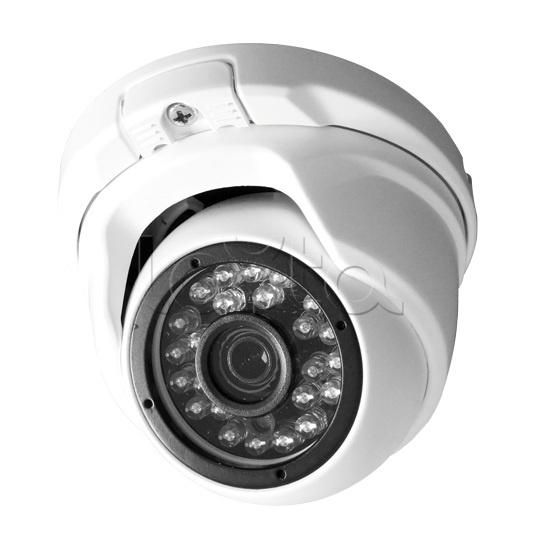 Polyvision PD-IP2-B3.6 v.2.5.2, IP-камера видеонаблюдения купольная антивандальная Polyvision PD-IP2-B3.6 v.2.5.2