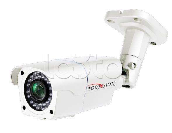 Polyvision PN9-M2-V12IRPL-IР (PN9-IP2-V12PL), IP-камера видеонаблюдения уличная в стандартном исполнении Polyvision PN9-M2-V12IRPL-IР (PN9-IP2-V12PL)