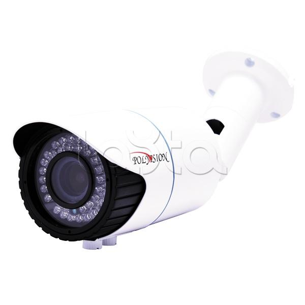 Polyvision PNM-IP2-V12P v.2.5.6, IP-камера видеонаблюдения уличная в стандартном исполнении Polyvision PNM-IP2-V12P v.2.5.6