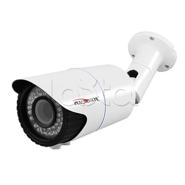 Polyvision PNM-IP4-V12 v.2.1.6, IP-камера видеонаблюдения уличная в стандартном корпусе Polyvision PNM-IP4-V12 v.2.1.6