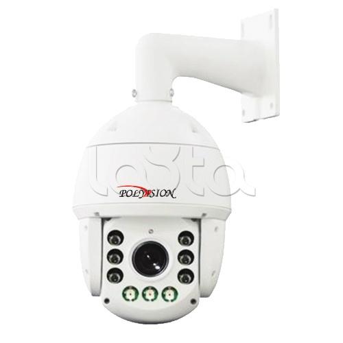 Polyvision PS-IP2-Z18 v.2.5.3 (PS-IP2-Z18 v.2.3.3), IP-камера видеонаблюдения PTZ уличная Polyvision PS-IP2-Z18 v.2.5.3 (PS-IP2-Z18 v.2.3.3)