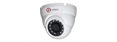 Камера видеонаблюдения уличная купольная QTECH QVC-AC-202V (3.6)