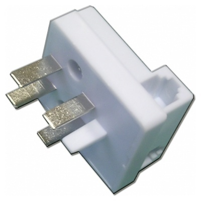 Универсальная телефонная вилка REXANT 03-0012-4 (50 шт/уп)