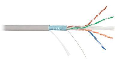 Кабель информационный FTP 4PR 24AWG CAT5e REXANT (01-0143) (305 м)