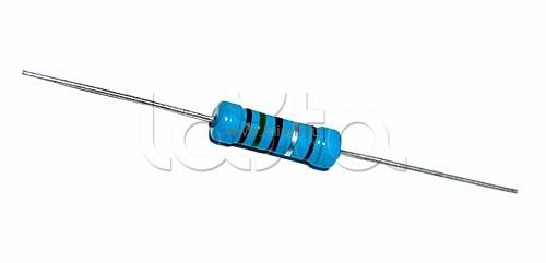 Резистор углеродистый 4,7 КОм, Резистор углеродистый 4.7 кОм