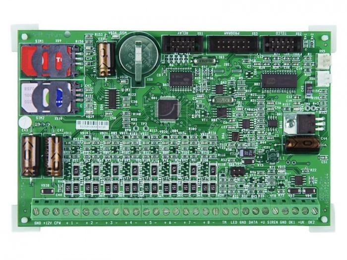 Панель охранно-пожарная Ritm Контакт GSM-5