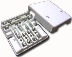 Коробка универсальная радиотрансляционной сети РОН-2 (240 Ом)