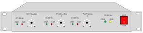 Передатчик трехпрограммного радиовещания РТС-2000 ПТПВ