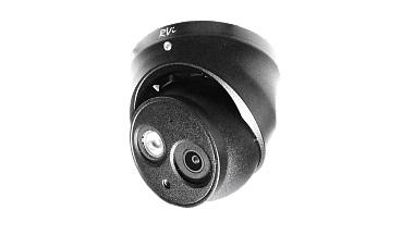 Камера видеонаблюдения купольная RVi-1ACE102A (2.8) black