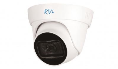 Камера видеонаблюдения купольная RVi-1ACE801A (2.8) white