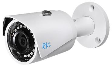 IP-камера видеонаблюдения в стандартном исполнении RVi-1NCT2060 (2.8) white