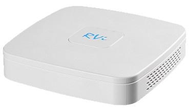 IP-видеорегистратор 4-х канальный RVi-1NR04120-P