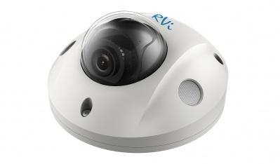 IP-камера видеонаблюдения купольная RVi-2NCF2048 (2.8)