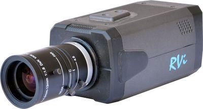 Камера видеонаблюдения в стандартном исполнении RVi-449 (без объектива)