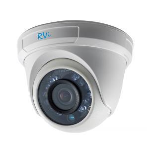 Камера видеонаблюдения купольная RVi-C321B (3.6 мм)