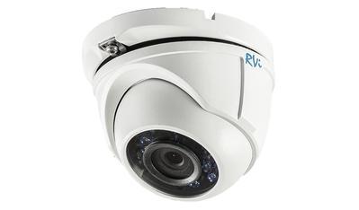 Камера видеонаблюдения уличная купольная RVi-C321VB (3.6 мм)