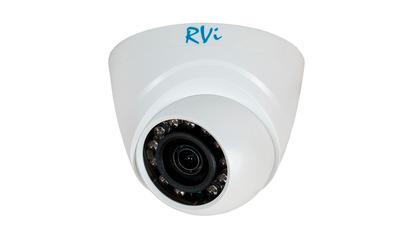 HDCVI-камера видеонаблюдения купольная RVi-HDC311B-C ( 3,6 мм)
