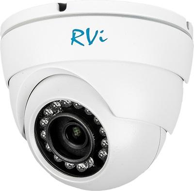 HDCVI-камера видеонаблюдения уличная купольная RVi-HDC311VB-C (3.6 мм)