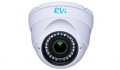 Камера видеонаблюдения купольная антивандальная RVi-HDC321V (2.7-13.5)