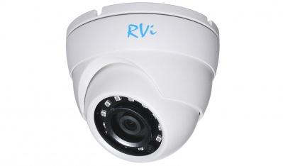 Камера видеонаблюдения уличная купольная RVi-HDC321VB (3,6 мм)