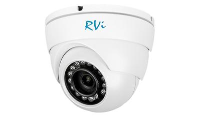 HDCVI-камера видеонаблюдения уличная купольная RVi-HDC321VB-C (3,6 мм)