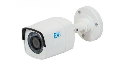 HDTVI-камера видеонаблюдения уличная в стандартном исполнении RVi-HDC411-AT (2.8 мм)