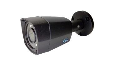 Камера видеонаблюдения в стандартном исполнении RVi-HDC421 (2.8) (black)
