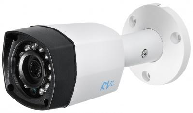 Камера видеонаблюдения уличная в стандартном исполнении RVi-HDC421 (3.6 мм)