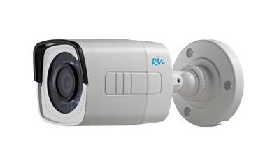 HDTVI-камера видеонаблюдения уличная в стандартном исполнении RVi-HDC421-T (2,8 мм)