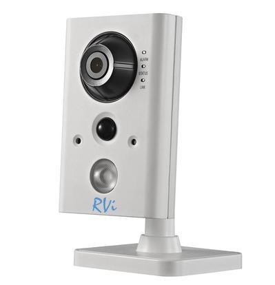 IP-камера видеонаблюдения миниатюрная RVi-IPC11S (2,8 мм)