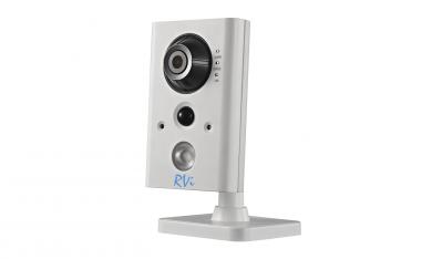 IP-камера видеонаблюдения миниатюрная RVi-IPC11SW (2.8 мм)