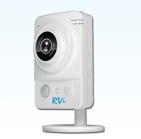 IP-камера видеонаблюдения миниатюрная RVi-IPC12 NEW