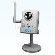 RVi-IPC12W (4 мм), IP-камера видеонаблюдения миниатюрная RVi-IPC12W (4 мм)
