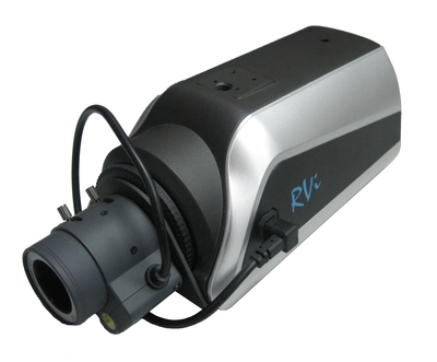 IP-камера видеонаблюдения в стандартном исполнении RVi-IPC20DN (без объектива)