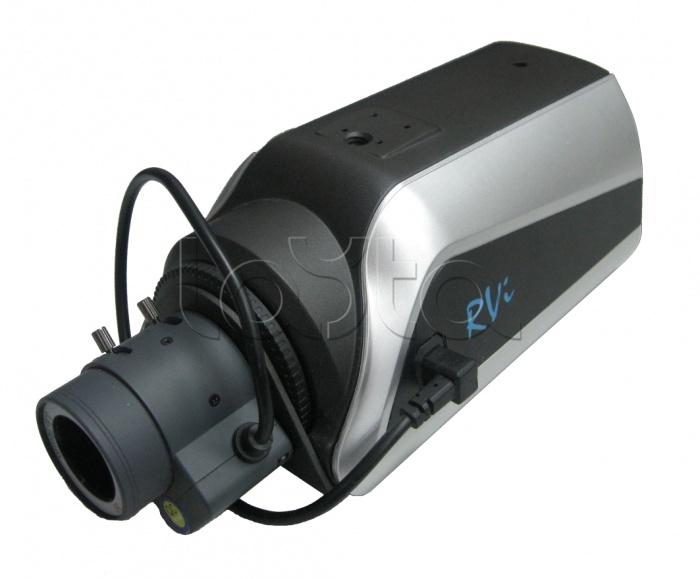 RVi-IPC21 (без объектива), IP-камера видеонаблюдения в стандартном исполнении RVi-IPC21 (без объектива)