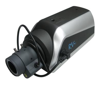 IP-камера видеонаблюдения в стандартном исполнении RVi-IPC21DN (без объектива)