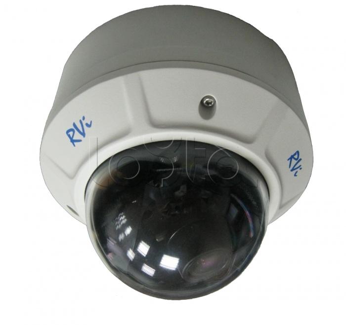 RVi-IPC31DN (2.8 - 12 мм), IP-камера видеонаблюдения купольная антивандальная RVi-IPC31DN (2.8 - 12 мм)