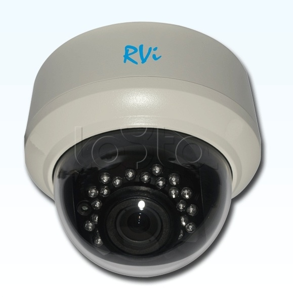RVi-IPC31DNL (2.8 - 12 мм), IP-камера видеонаблюдения купольная RVi-IPC31DNL (2.8 - 12 мм)